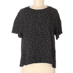 H&M star blouse size 6